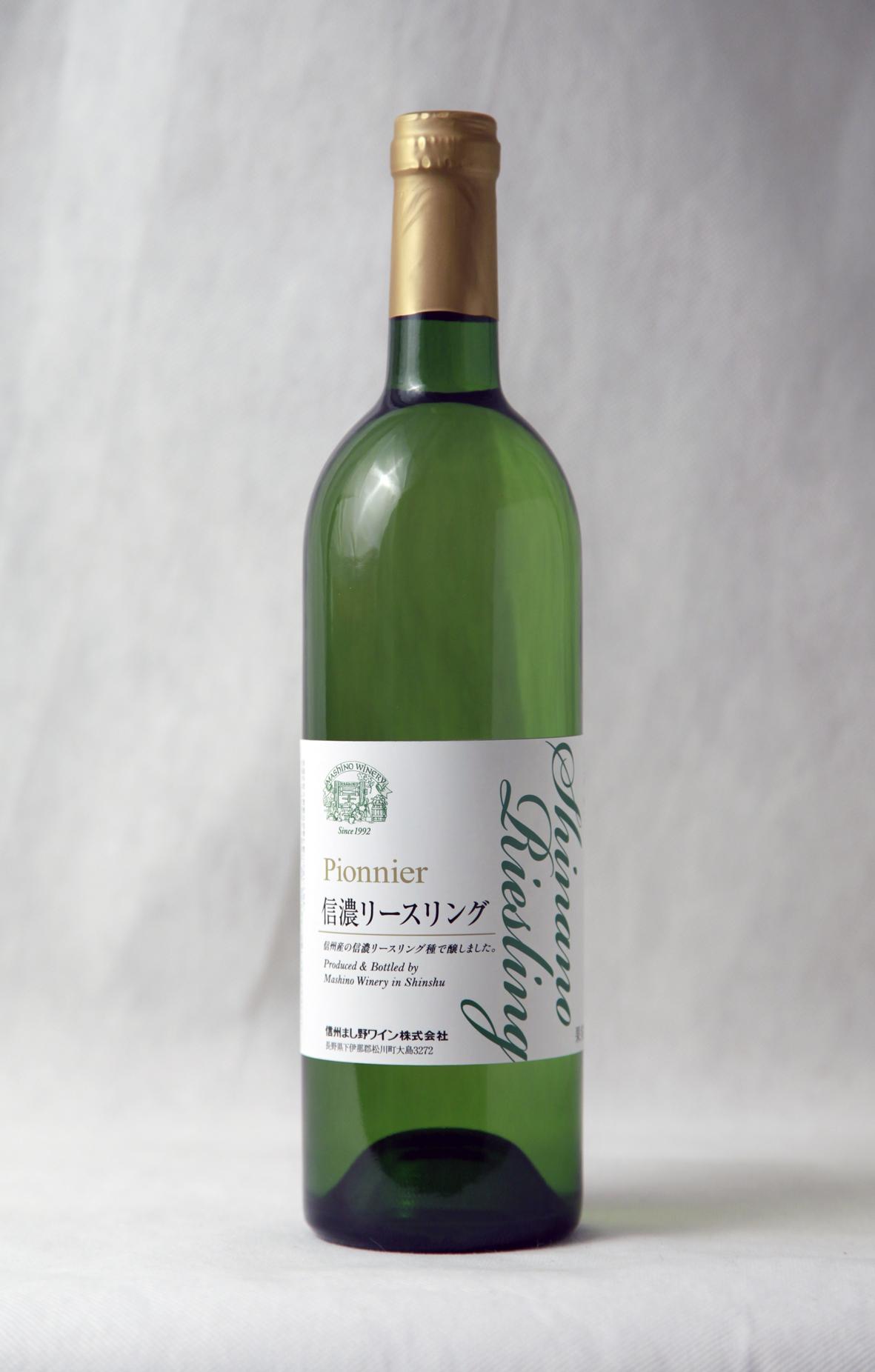 信州まし野ワイン(株)/まし野ワイナリー
