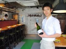 ワインショップ&ダイナーFUJIMARU(東京都中央区東日本橋)