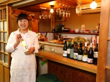 日本のワインとおかず たすく(京都府京都市中京区)
