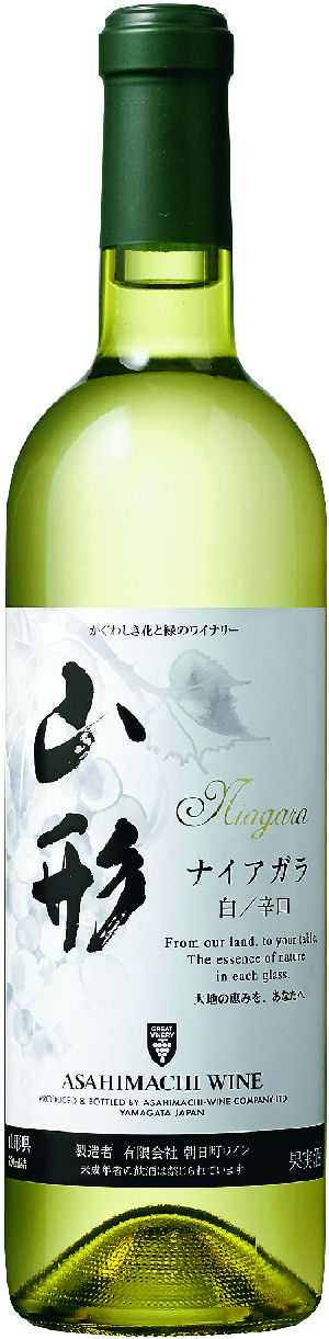 (有)朝日町ワイン/朝日町ワイン城